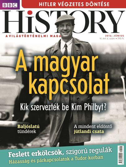 BBC HISTORY VI. ÉVF. - 2016/6.