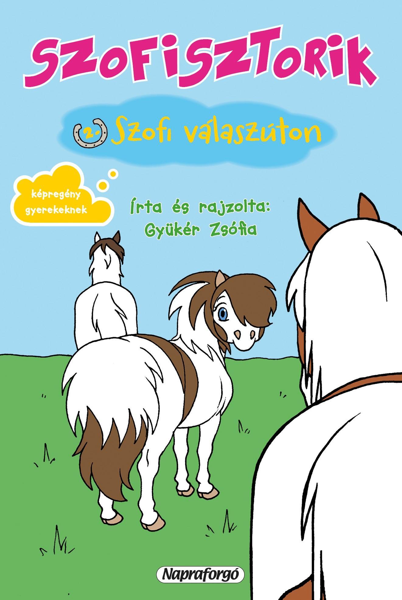 SZOFISZTORIK - 2. SZOFI VÁLASZÚTON