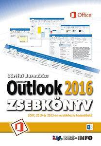 BÁRTFAI BARNABÁS - OUTLOOK 2016 ZSEBKÖNYV