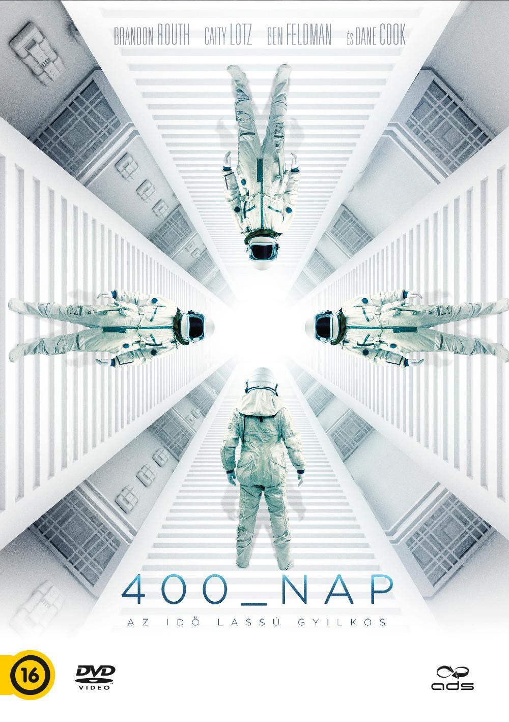 - 400 NAP   - DVD -