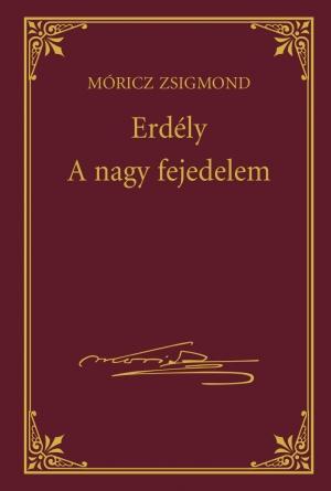 ERDÉLY - A NAGY FEJEDELEM - MÓRICZ ZSIGMOND SOROZAT 11.
