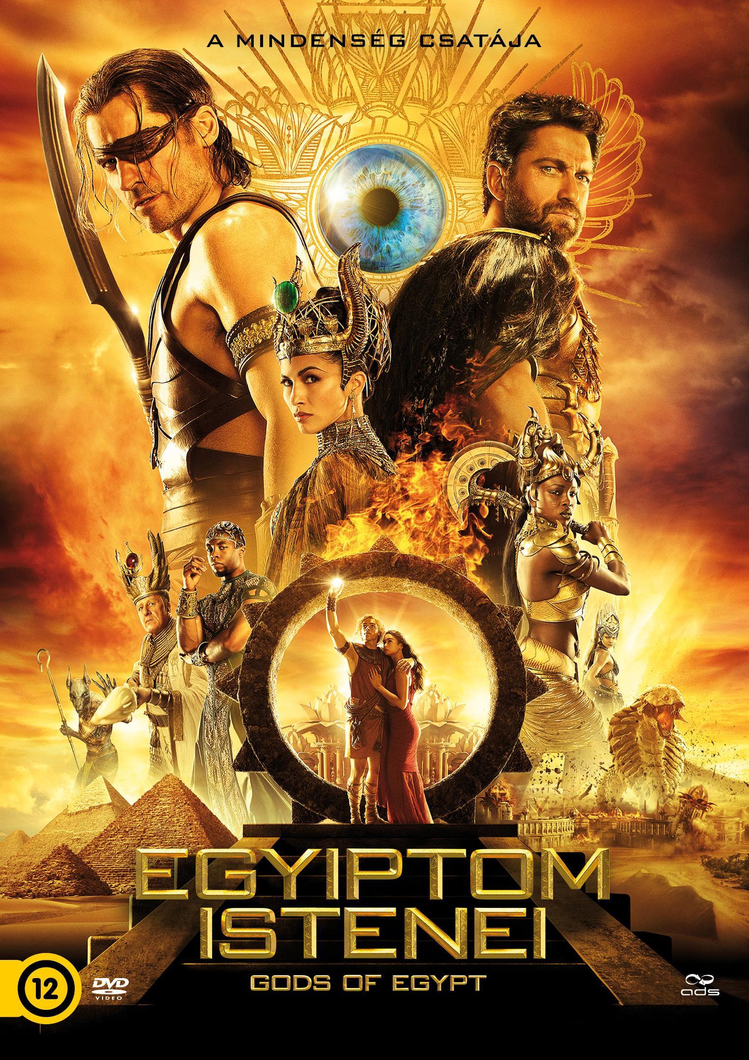- EGYIPTOM ISTENEI - DVD -