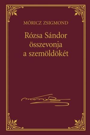 RÓZSA SÁNDOR ÖSSZEVONJA A SZEMÖLDÖKÉT 25.