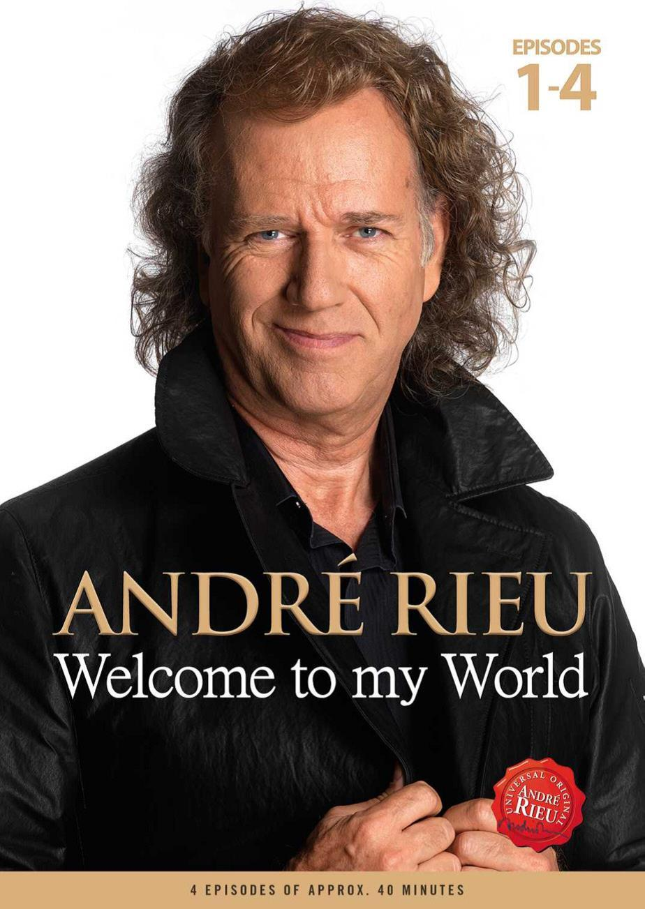 WELCOME TO MY WORLD - DVD -