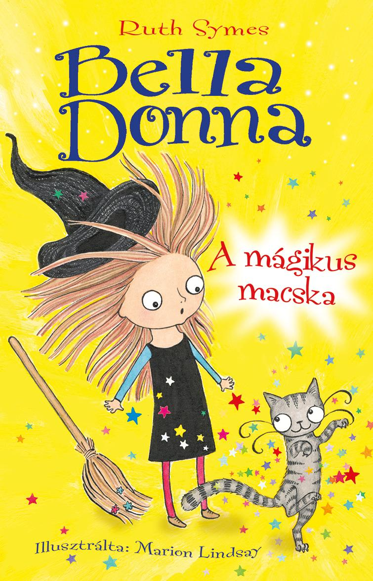 BELLA DONNA - A MÁGIKUS MACSKA