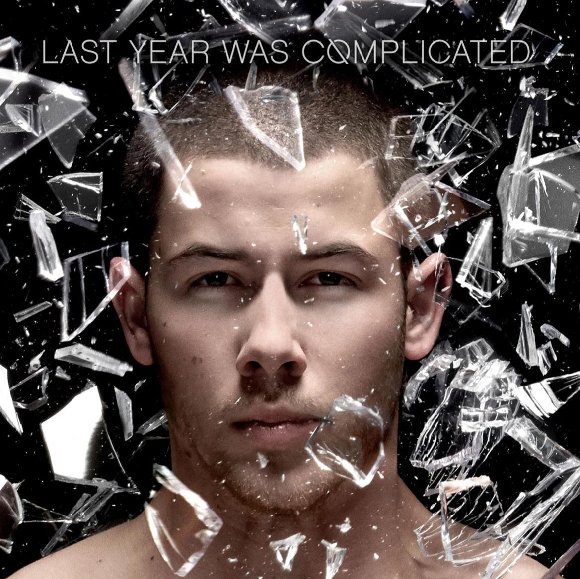 LAST YEAR WAS COMPLICATED - CD -