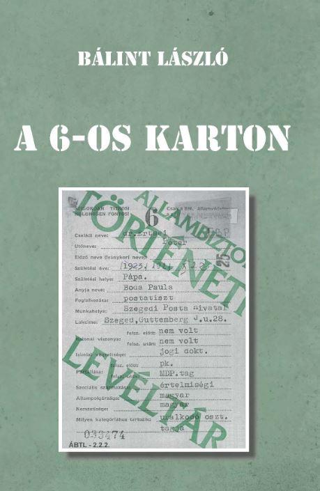 A 6-OS KARTON - AZ