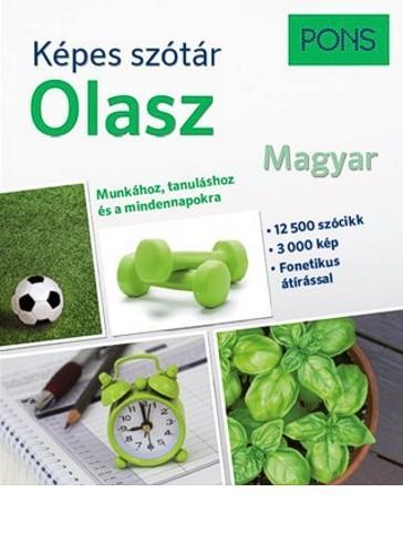 KÉPES SZÓTÁR - OLASZ-MAGYAR (PONS)