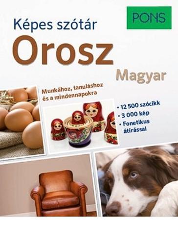 KÉPES SZÓTÁR - OROSZ-MAGYAR (PONS)