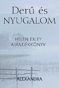 DERŰ ÉS NYUGALOM - H.E. AJÁNDÉKKÖNYV