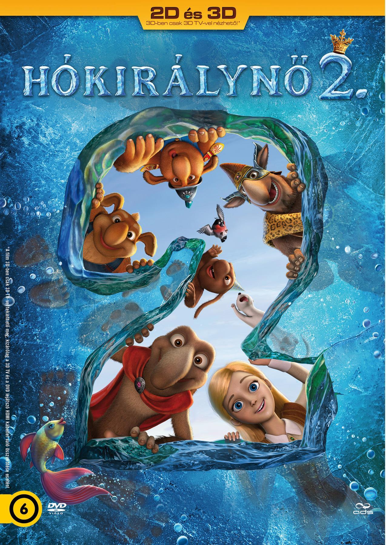 HÓKIRÁLYNŐ 2. - DVD -