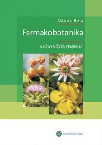 FARMAKOBOTANIKA - GYÓGYNÖVÉNYISMERET - CD-VEL -