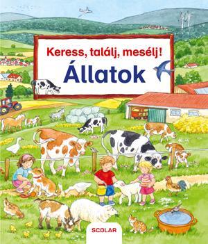ÁLLATOK - KERESS, TALÁLJ, MESÉLJ!