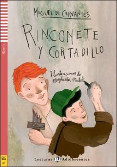 RINCONETE Y CORTADILLO - CD-VEL