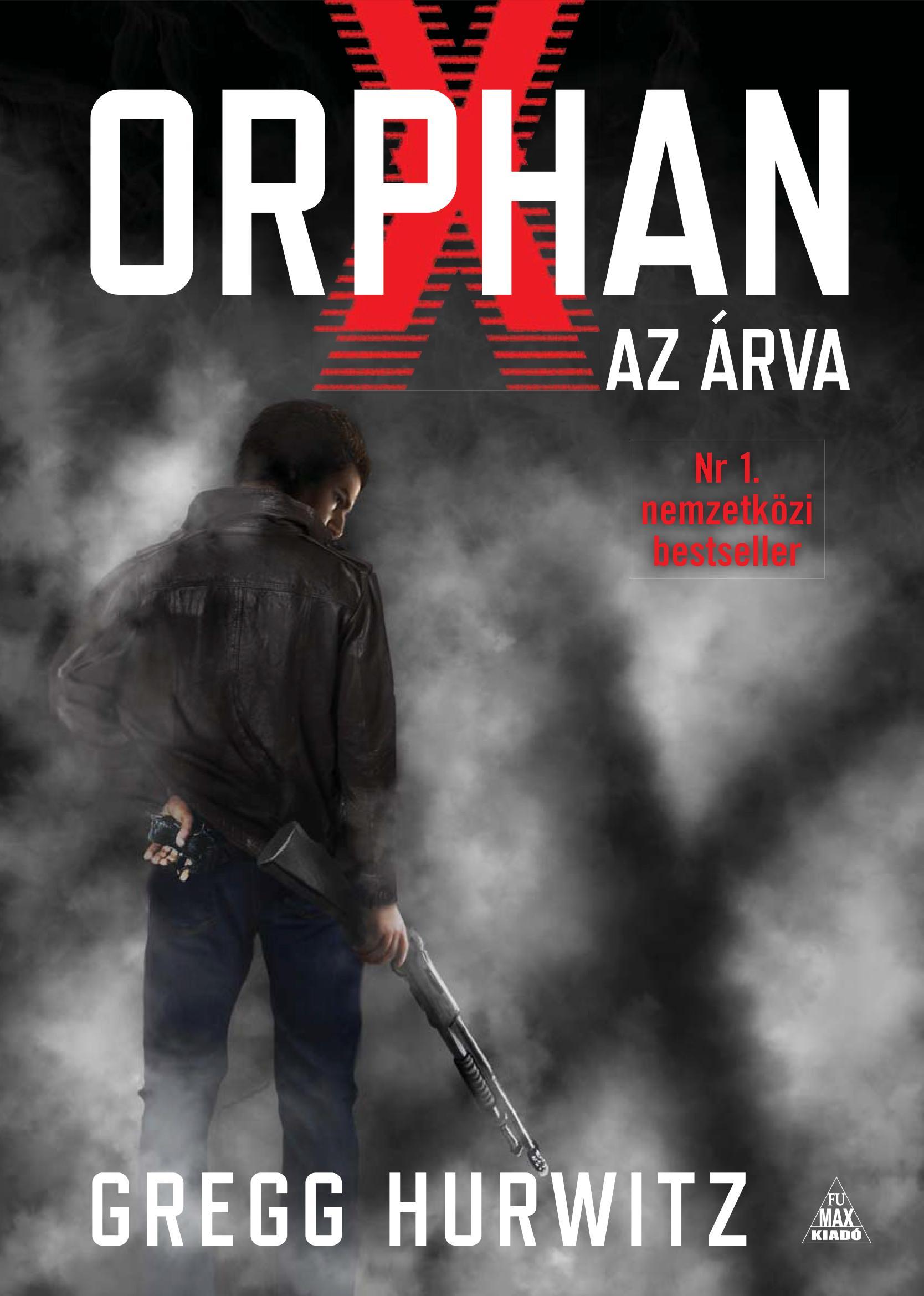 AZ ÁRVA - ORPHAN X 1.