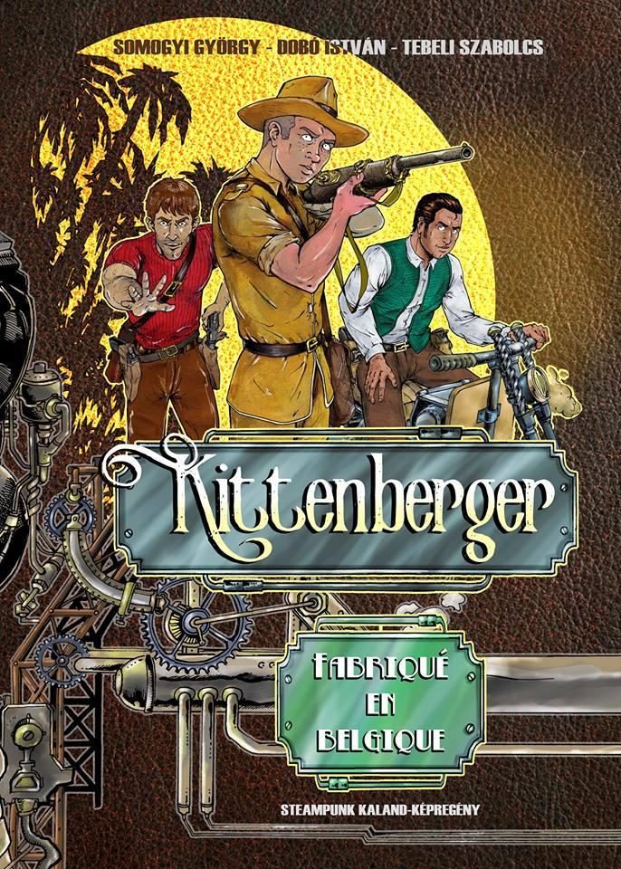 KITTENBERGER (KÉPREGÉNY)