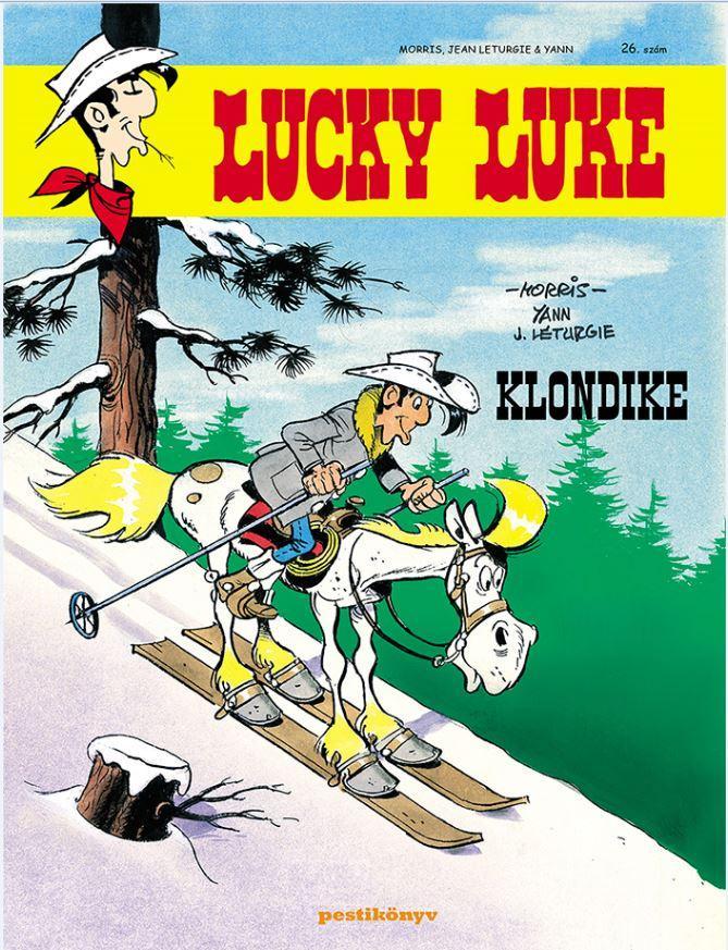 LUCKY LUKE 26. - KLONDIKE