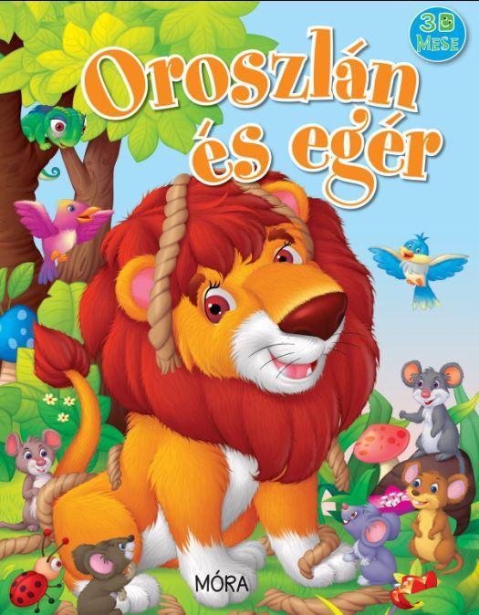 OROSZLÁN ÉS EGÉR - 3D-S MESE