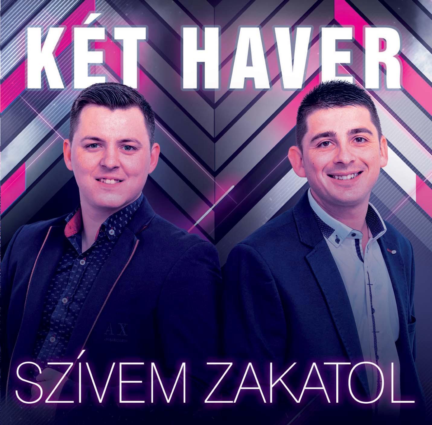 SIHELL FERRY, BERTICI ATTILA - KÉT HAVER - SZÍVEM ZAKATOL - CD -