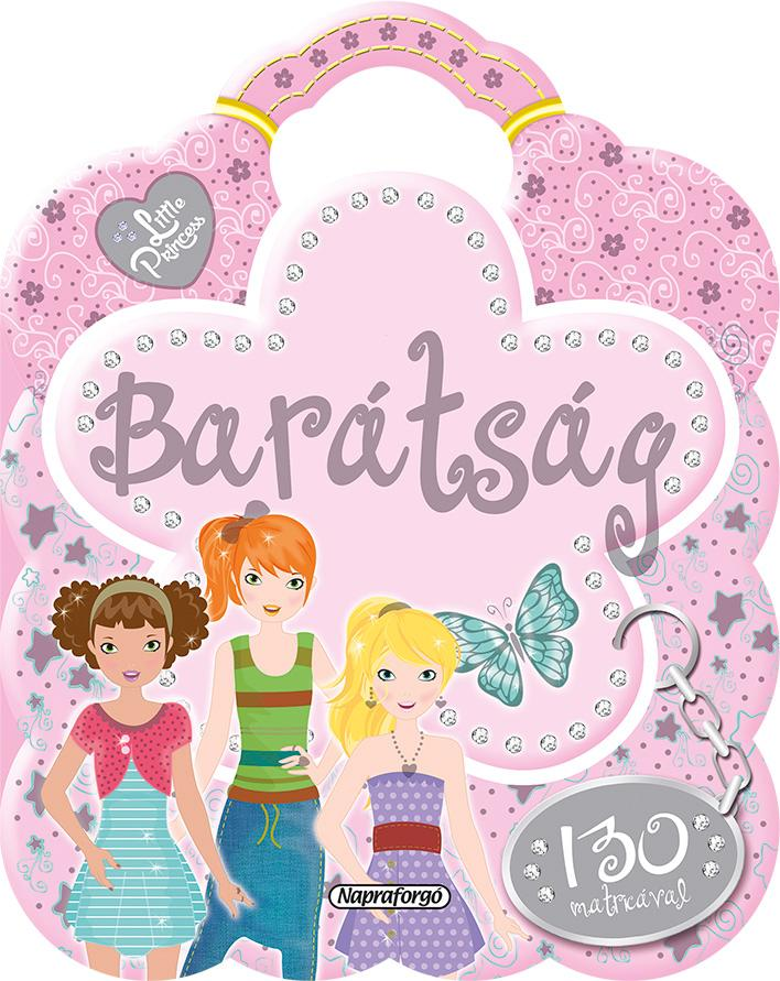BARÁTSÁG - LITTLE PRINCESS, 130 MATRICÁVAL