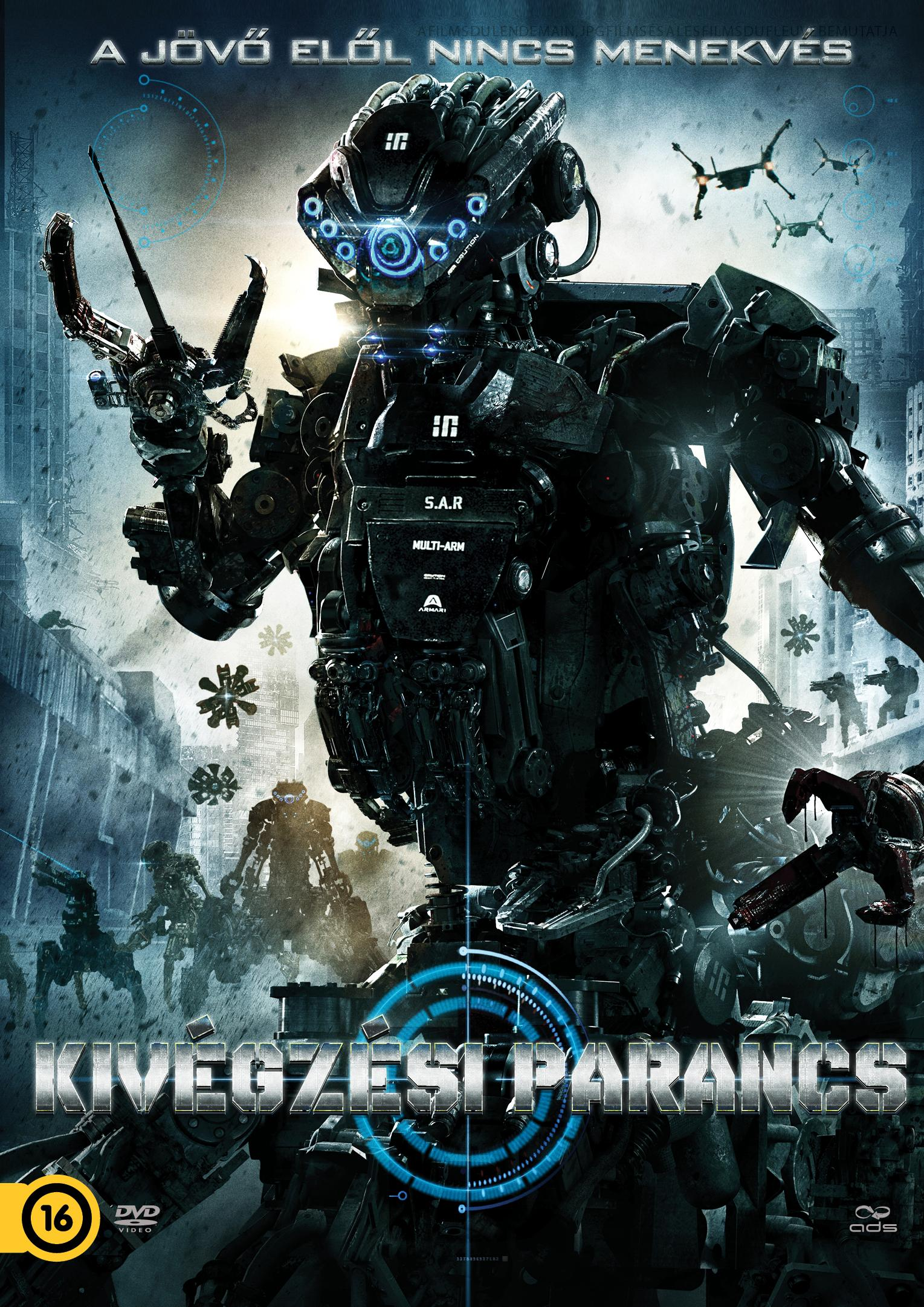 - KIVÉGZÉSI PARANCS - DVD -