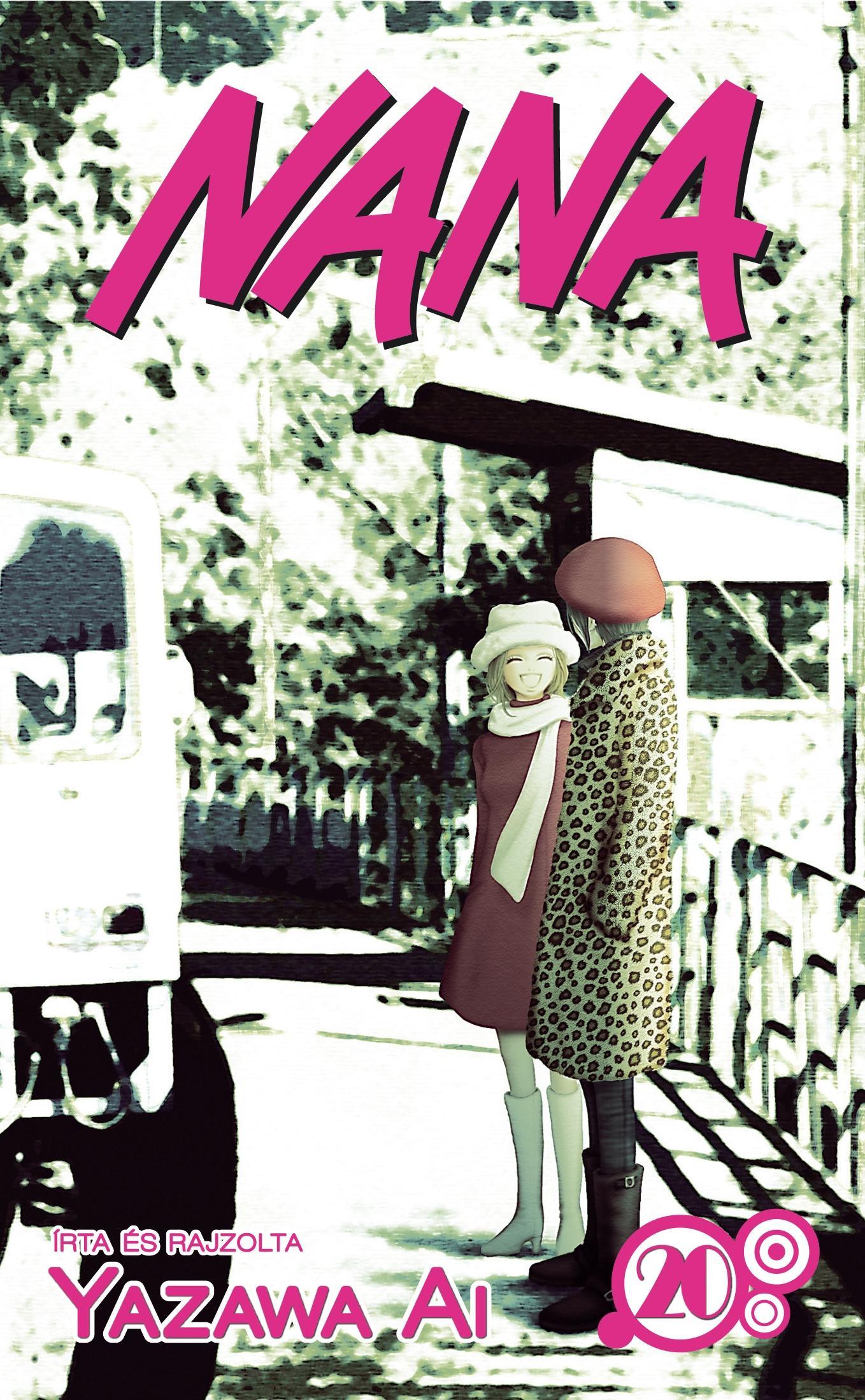 YAZAWA AI - NANA 20. KÖTET