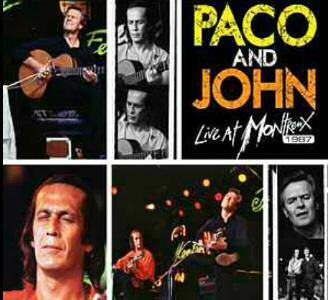 DE LUCIA, PACO - MONTREAUX, JOHN - PACO AND JOHN LIVE AT MONTREAUX 1987 - DVD+2CD -