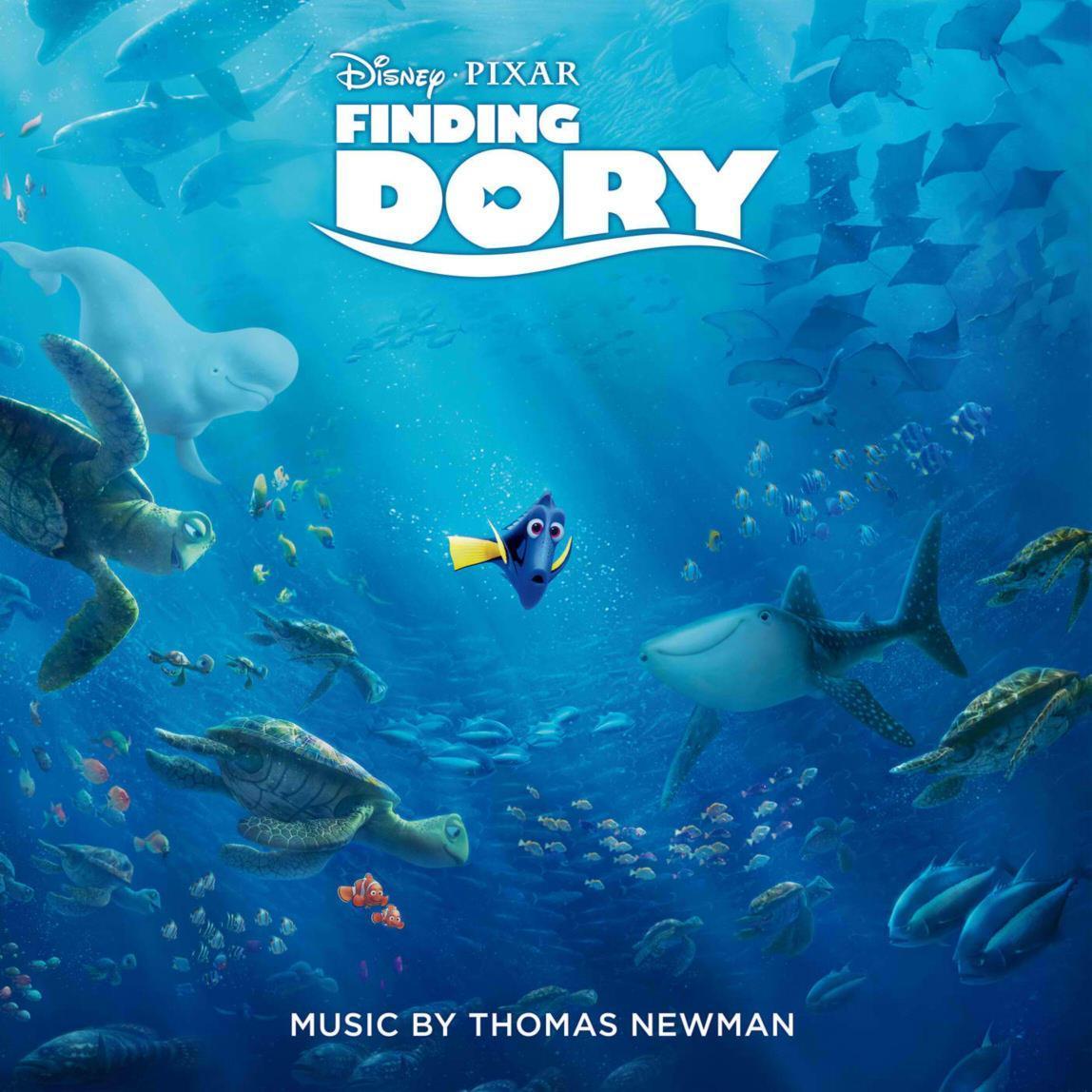 - FINDING DORY - FILMZENE - CD -