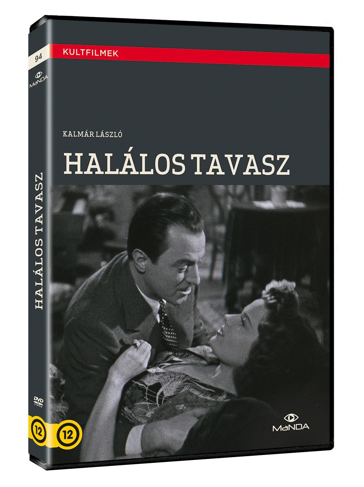 - HALÁLOS TAVASZ - DVD -