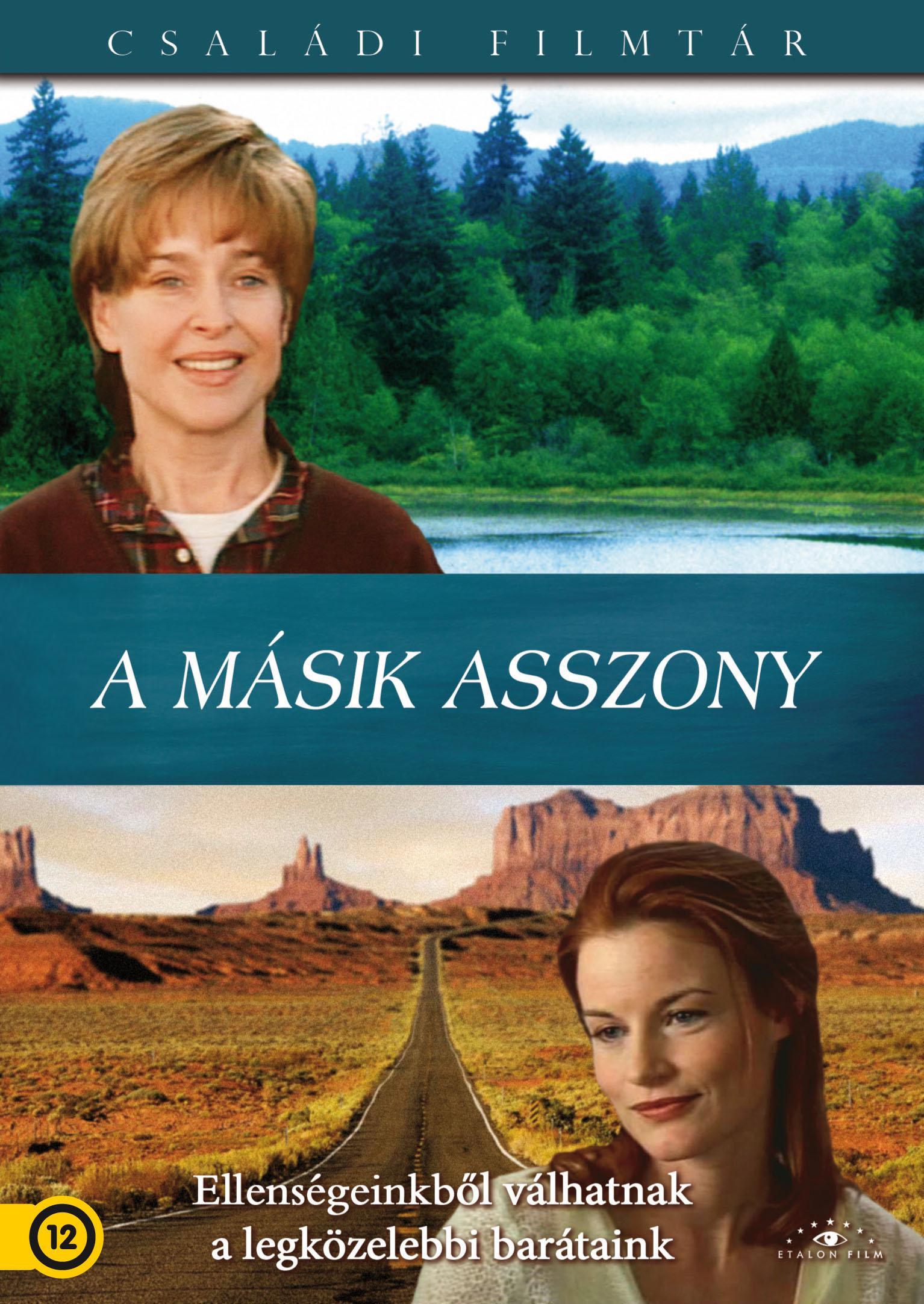 - A MÁSIK ASSZONY - DVD -