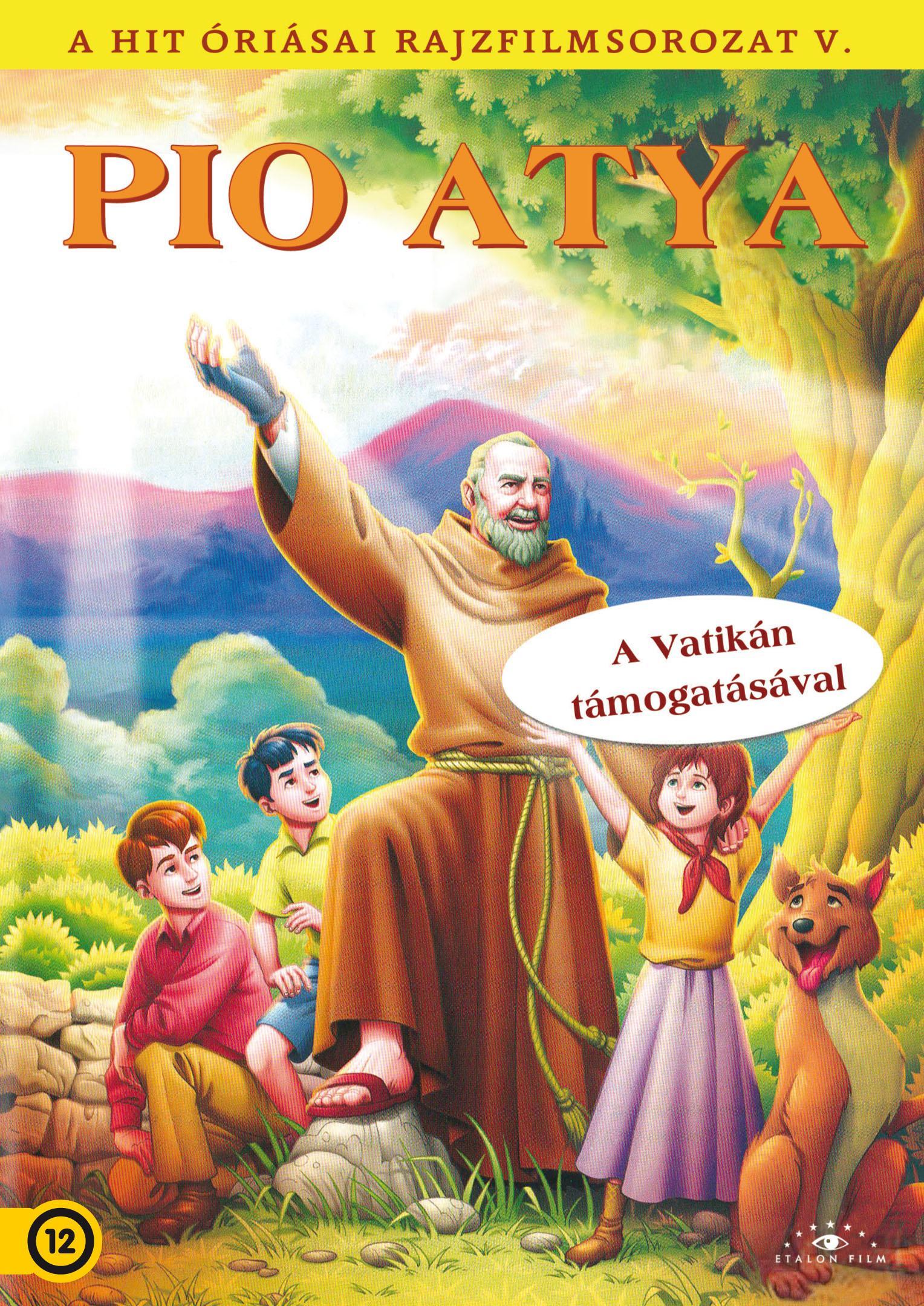 - PIO ATYA - A HIT ÓRIÁSAI RAJZFIMSOR. V. - DVD -