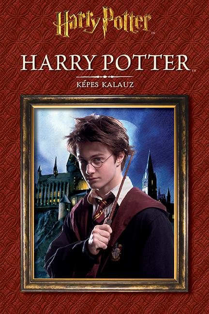 - - HARRY POTTER - KÉPES KALAUZ