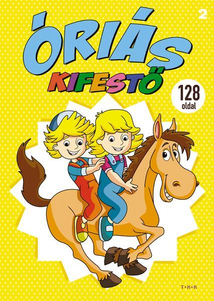 ÓRIÁS KIFESTŐ 2.