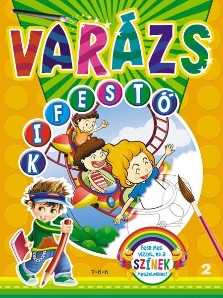 VARÁZS KIFESTŐ 2. - JÁTSZÓTÉR