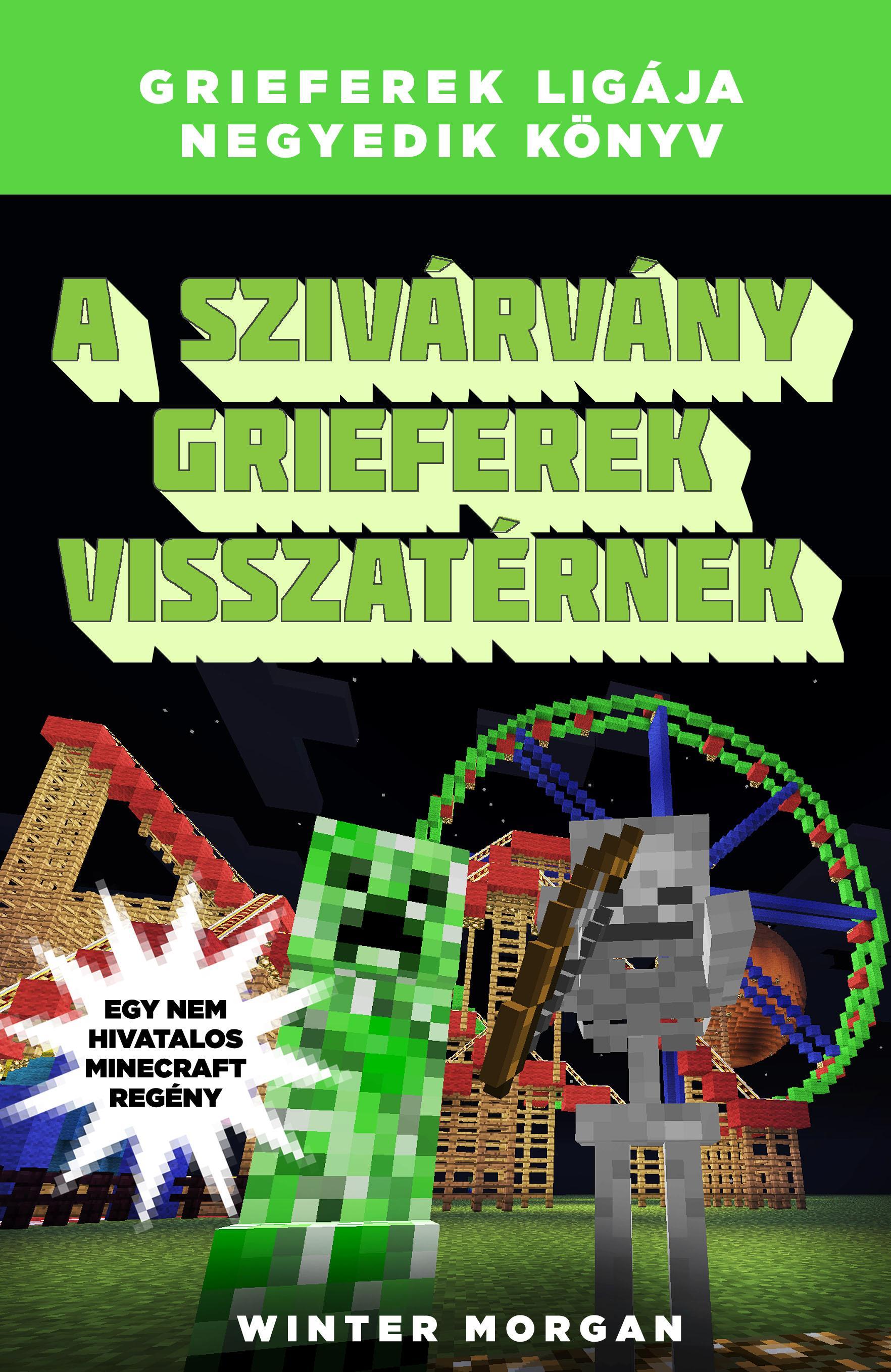 A SZIVÁRVÁNY GRIEFEREK VISSZATÉRNEK - GRIEFEREK LIGÁJA 4. EGY NEM HIVATALOS MINE