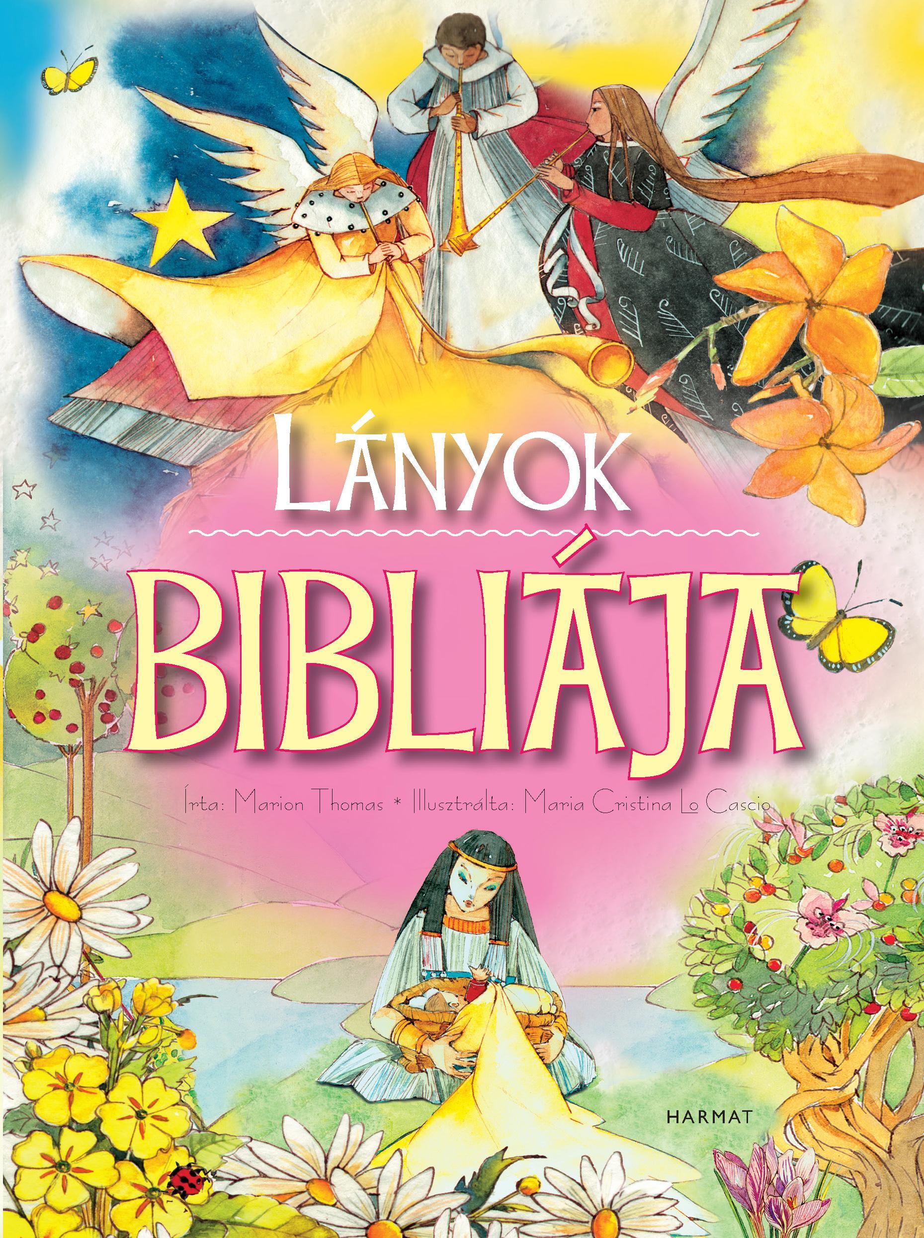 THOMAS, MARION - LÁNYOK BIBLIÁJA