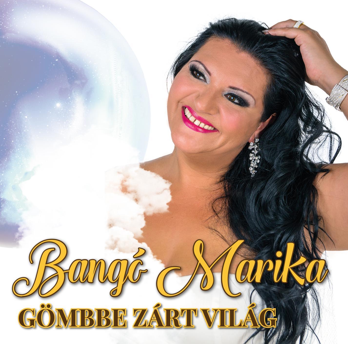 BANGÓ MARIKA - GÖMBBE ZÁRT VILÁG - CD -