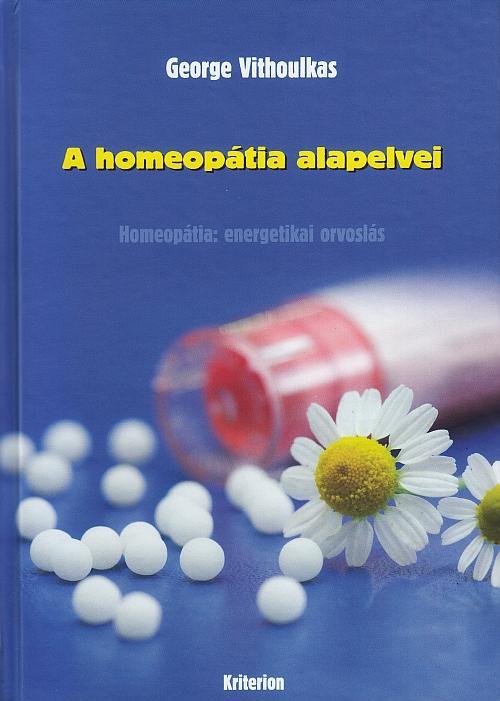 A HOMEOPÁTIA ALAPELVEI