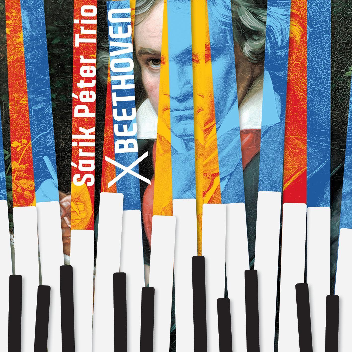 BEETHOVEN - SÁRIK PÉTER TRIÓ - CD -