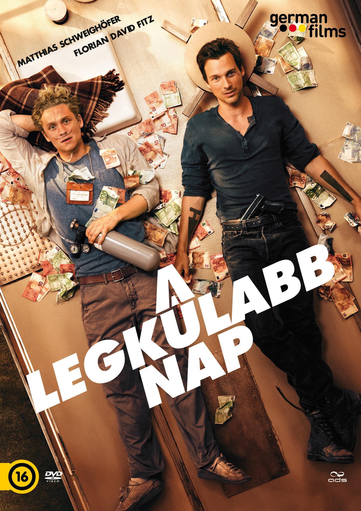 - - A LEGKÚLABB NAP - DVD -