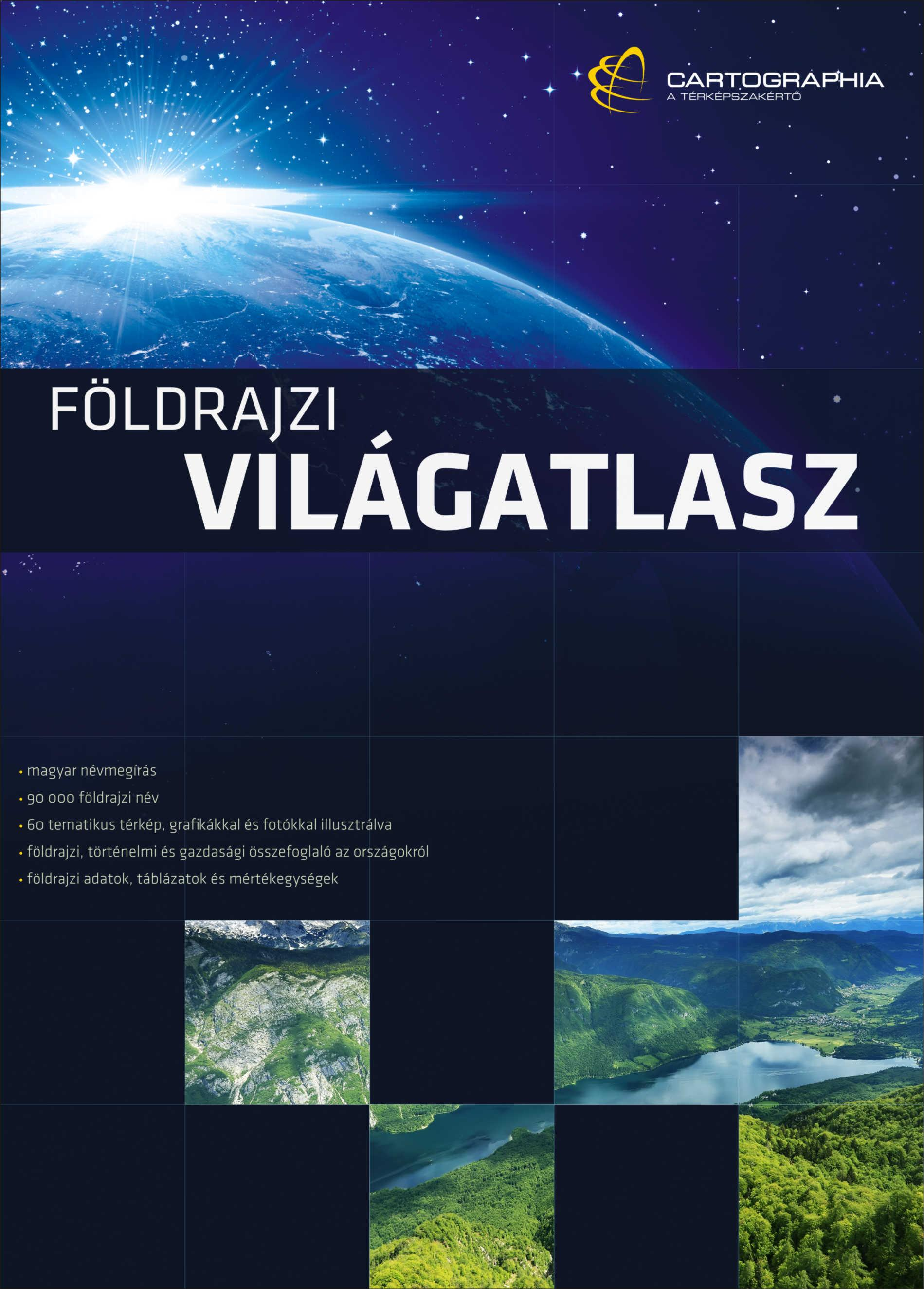 FÖLDRAJZI VILÁGATLASZ (2016)