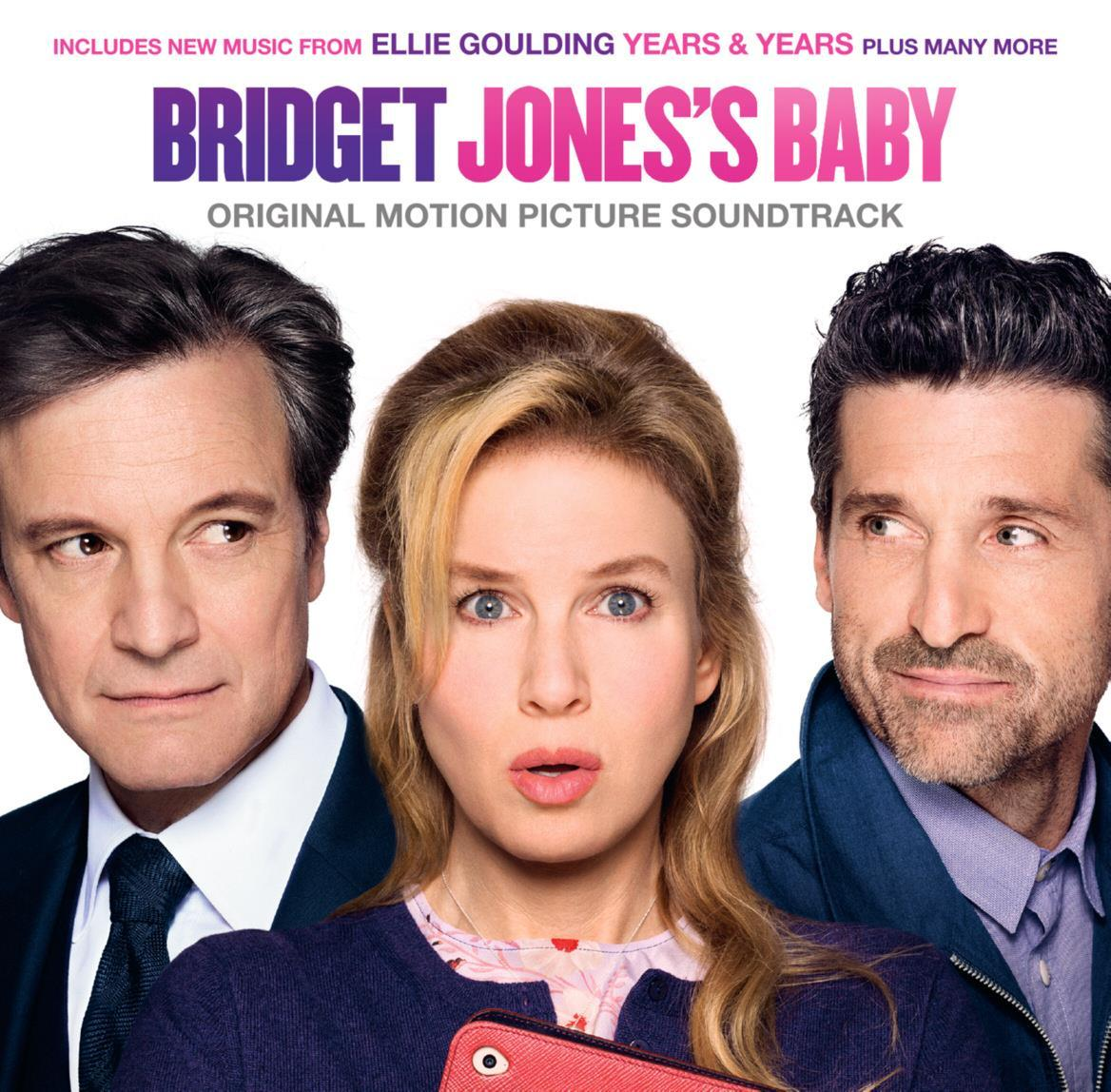 FILMZENE - BRIDGET JONES'S BABY - SOUNDTRACK - CD -