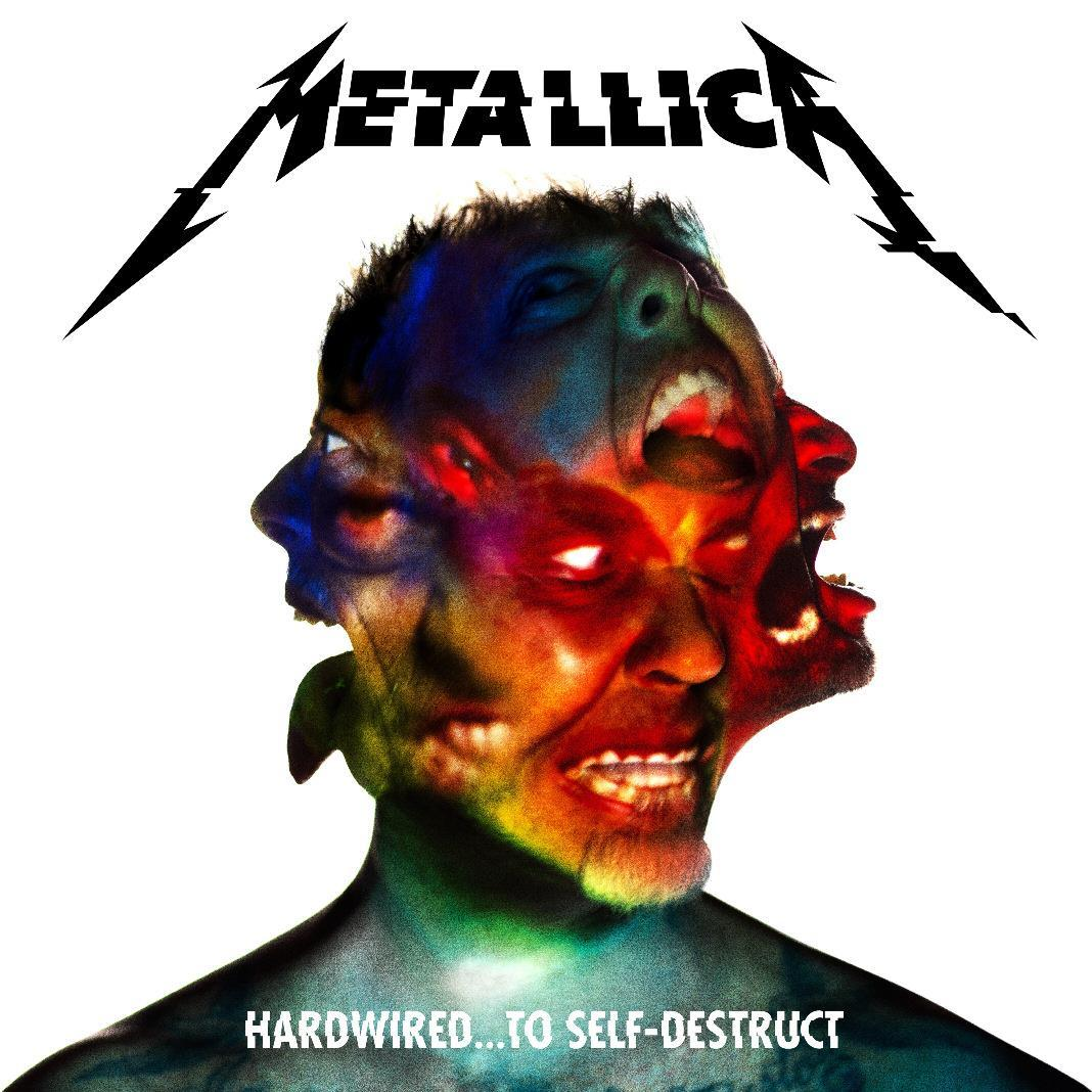 METALLICA - HARDWIRED...TO SELF-DESTRUCT - CD -