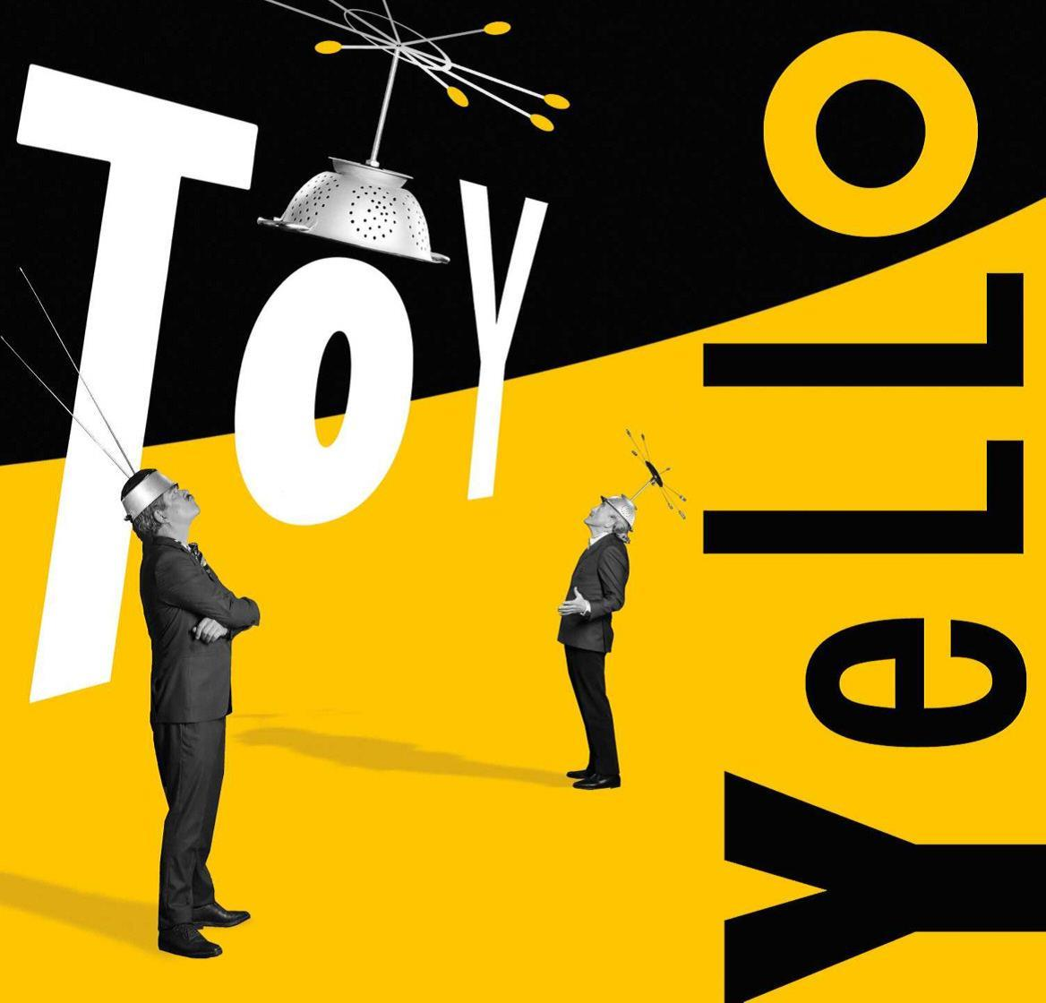 YELLO - TOY - YELLO - CD -