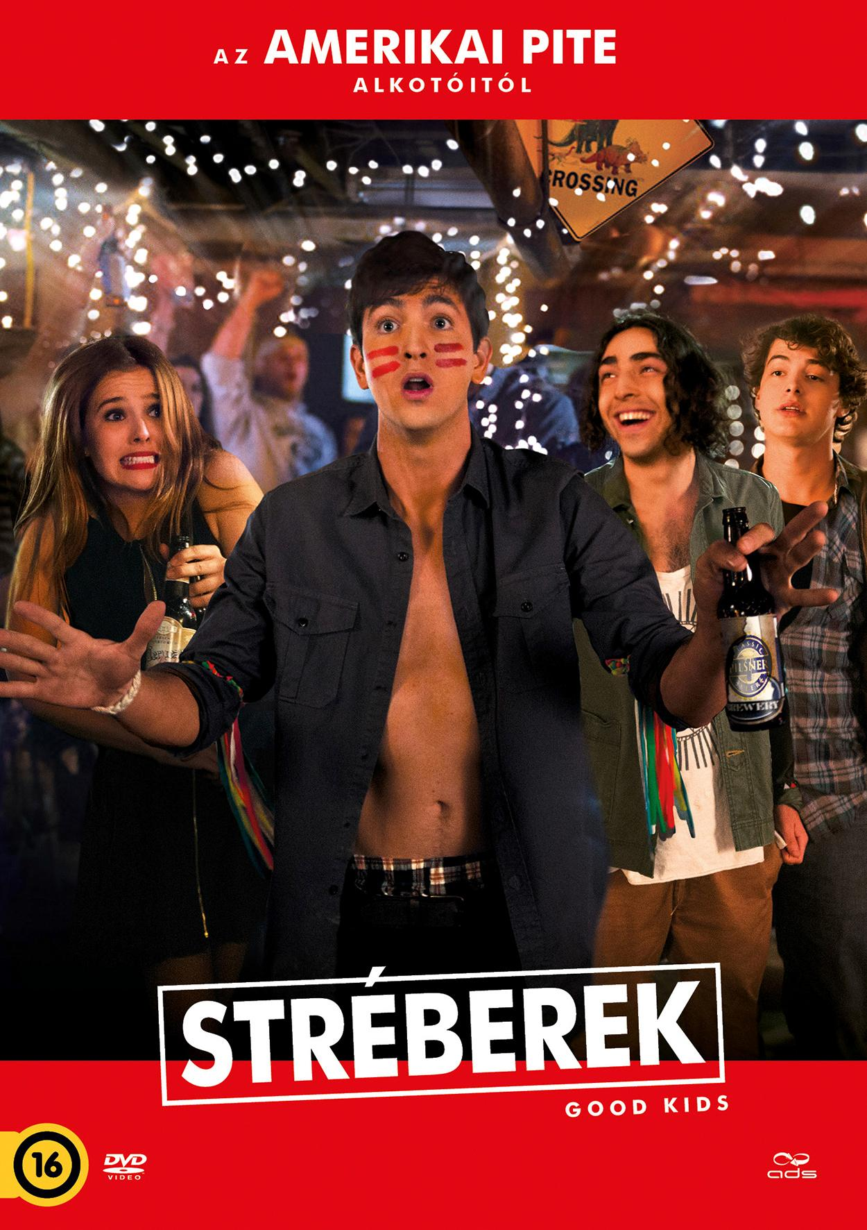 - STRÉBEREK - DVD -