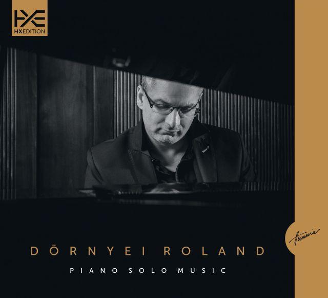 DÖRNYEI ROLAND - PIANO SOLO MUSIC - CD -
