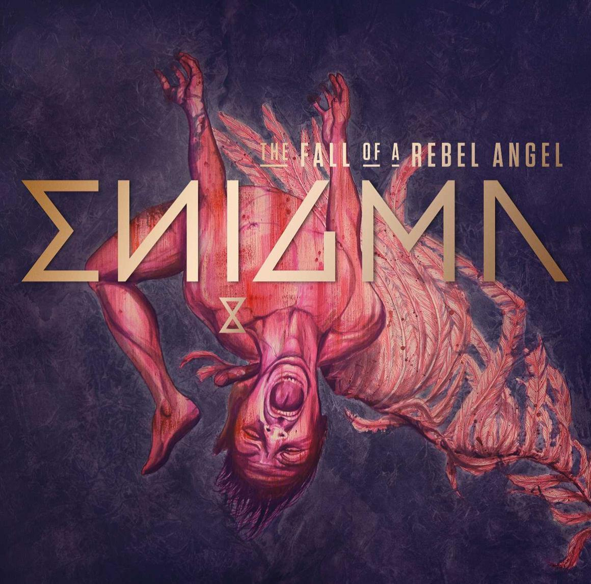 ENIGMA - THE FALL OF A REBEL ANGEL - ENIGMA - CD -