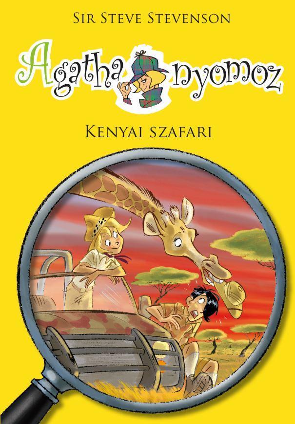 AGATHA NYOMOZ 8. - KENYAI SZAFARI