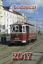 NAPTÁR 2017 - BUDAPEST
