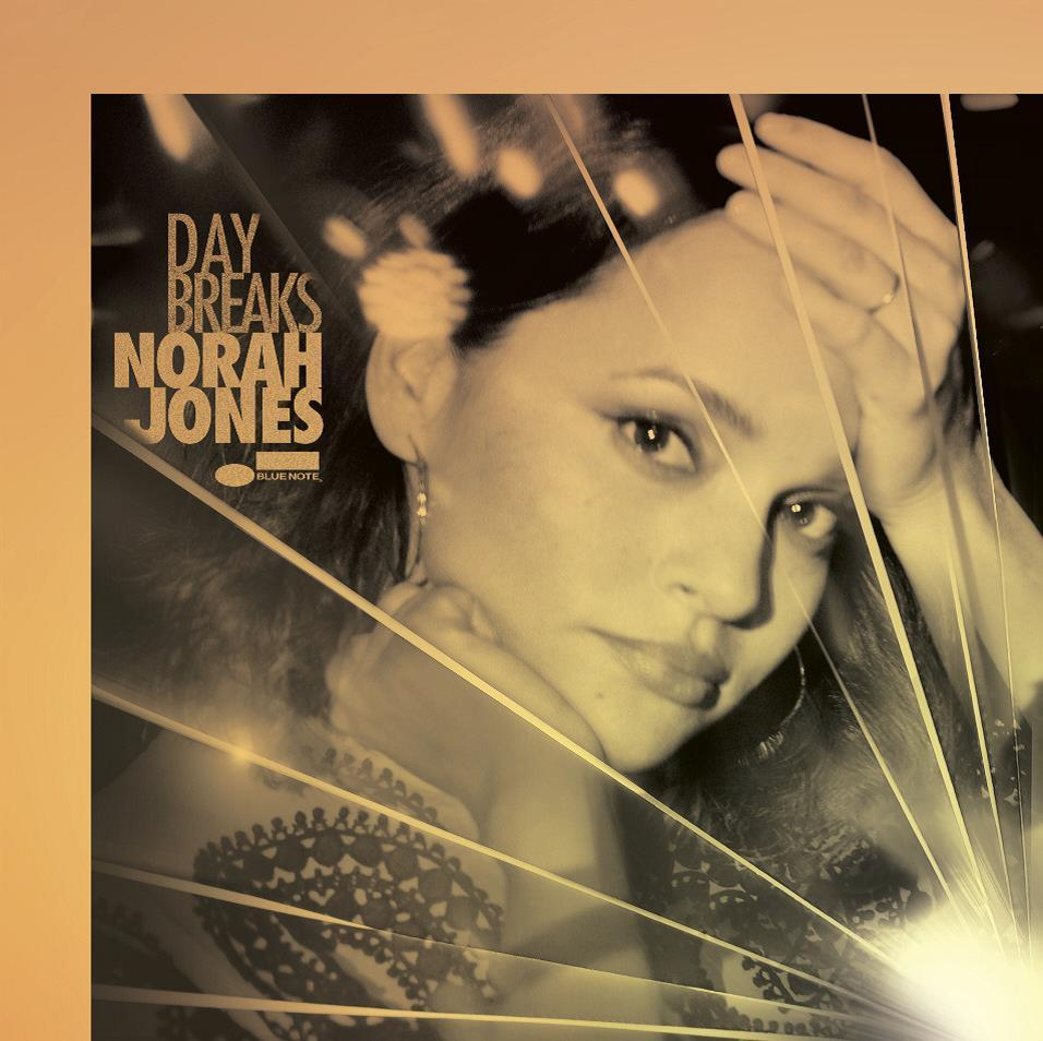 JONES, NORAH - DAY BREAKS - CD -
